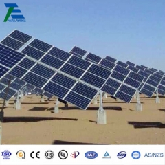 Tracking Solar Mounting System
