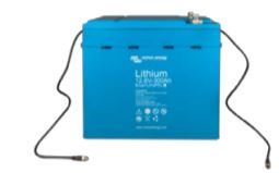 12.8 & 25.6 Volt Lithium-Iron-Phosphate Batteries Smart