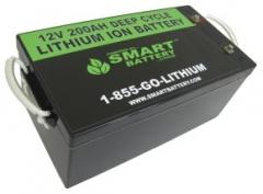 12V 200AH Lithium ion Battery