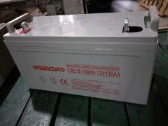 CRE12-100( solar battery)
