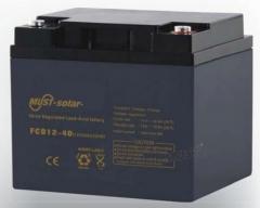 FCD Series 6V,12V