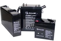 Deep Cycle Battery DC Series 6V