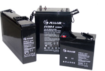 Deep Cycle Battery DC Series 8V