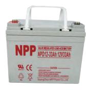 NPD12-33Ah