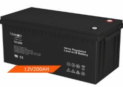 GEL 12V 200-250AH