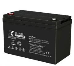 12V100AH GEL lead acid battery