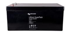 12,8V Lithium SuperPack batteries