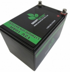 12V 12AH Lithium Ion Battery