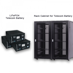 LiFePO4 Battery |Telecom battery |48V 100Ah