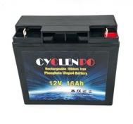 12v 16Ah Lifepo4 battery