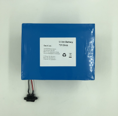 Lithium ion Battery 72 Volt 20 Ah for scooter