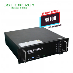 GSL 48v 100ah Lifepo4 Lithium Ion Battery Pack