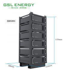GSL 48V 5 kwh Lifepo4 Lithium Ion Batteries Pack