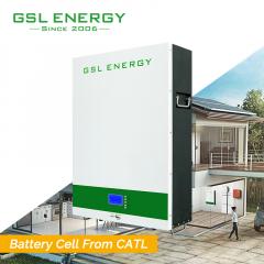 GSL 48V 200Ah Wall Battery Powerwall