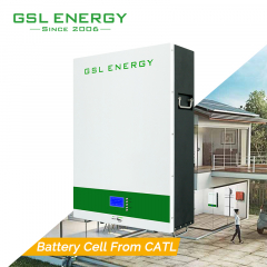 GSL 48V 5Kwh 10kwh Wall Battery Storage