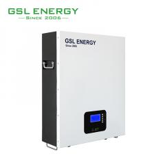 GSL ENERGY 51.2V A307 Lifepo4 Powerwall