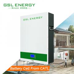 GSL ENERGY 48v200AH Solar System Battery