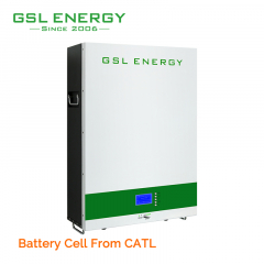 GSL ENERGY 48V 5KWH 10KWH Wall Power Battery