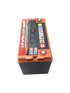 12.8V 100Ah LiFePO4 Battery