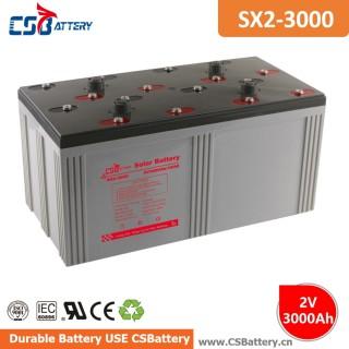 2V Solar Battery