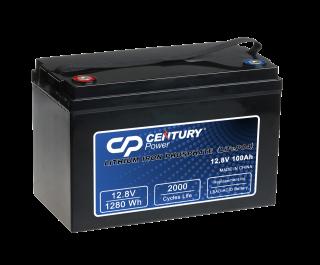 12.80V 100Ah LiFePO4 Battery