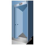 门框金属探测器